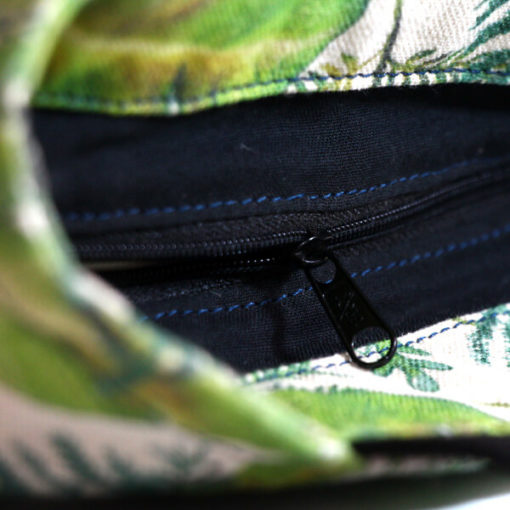 detalle cremallera bolso