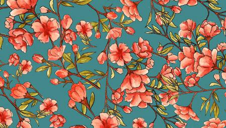 Estampado floral