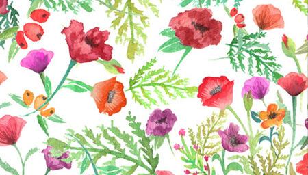 estampados florales