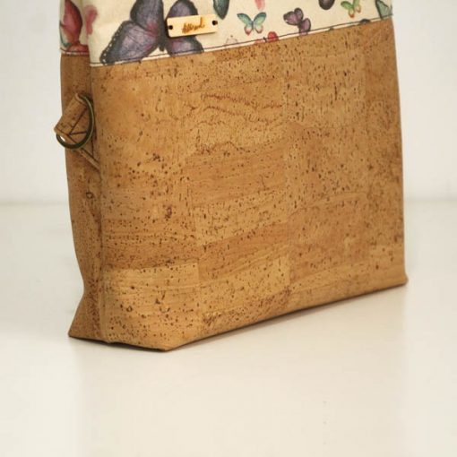 Bolso o mochila con estampado original de mariposas