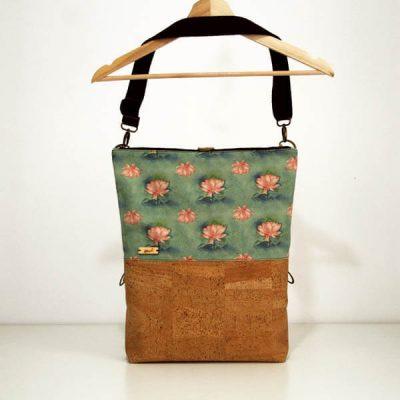 bolso que se convierte en mochila